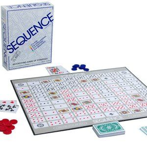Sequence An Exciting Card Board Game Of Strategy